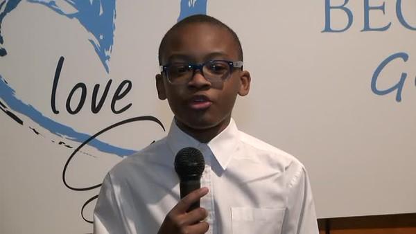 Urban Promise Speech Contest Interview (1)  3-26-19