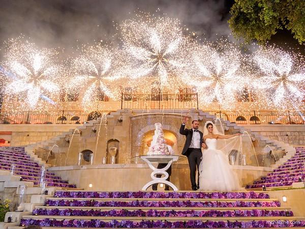 Malih & Louma's Wedding