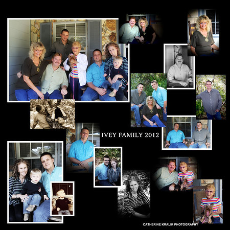 IVEY FAMILY