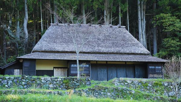 茅葺き古民家宿泊体験|Stay in Japanese traditional house