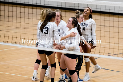 YPA Volleyball Vs Lewisville