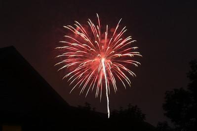 2011-07-04 Centerville Fireworks