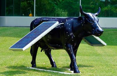 CowParade Houston