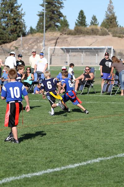 Patriots vs Rams 9.30.2012