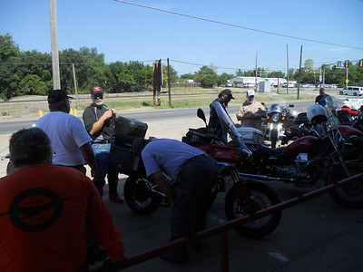 2012 - July 28- McAlester Breakfast Ride