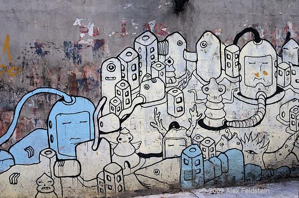 Graffiti and Wall Art