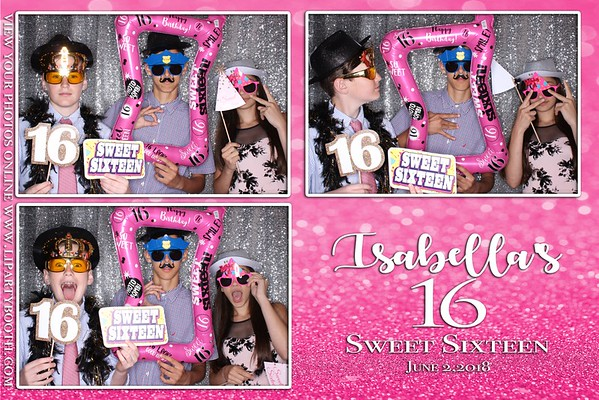 Isabella's Sweet 16