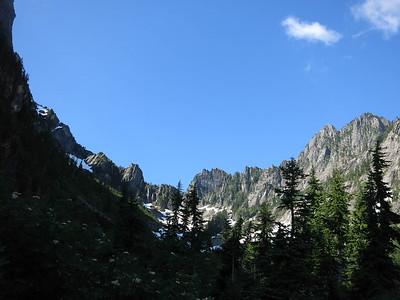 Vesper Peak 2013
