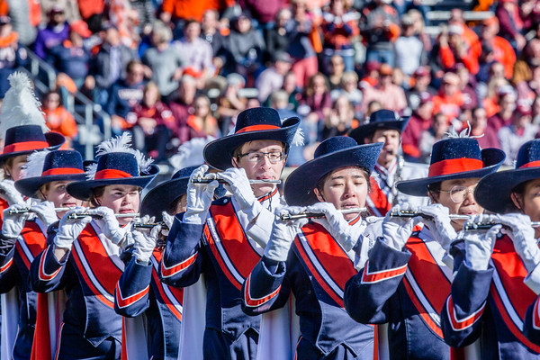 2019 UVA Cavalier Marching Band