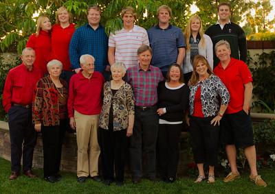 Zepfel Family Christmas 2011