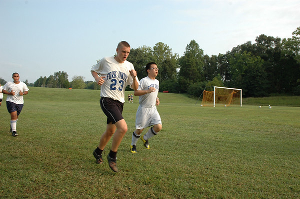 More Soccer Practice Photos