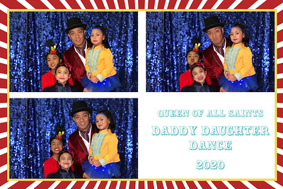 02-29-20 Queen of All Saints Daddy Daughter Dance(Blue)