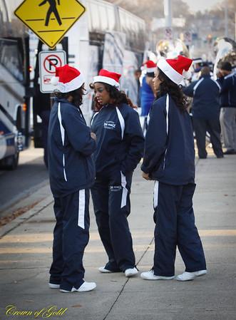 Dominion Christmas Parade 2012