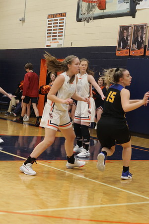 Jan. 16 Girls Basketball