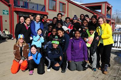 2015 Beacon Academy- Wachusetts Skiing