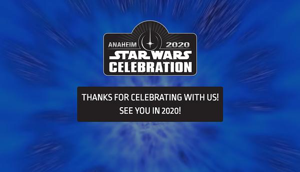 Star Wars Celebration 2020 - Day 1,