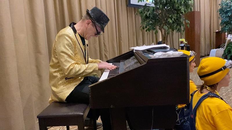 Purim 2020- Elton John