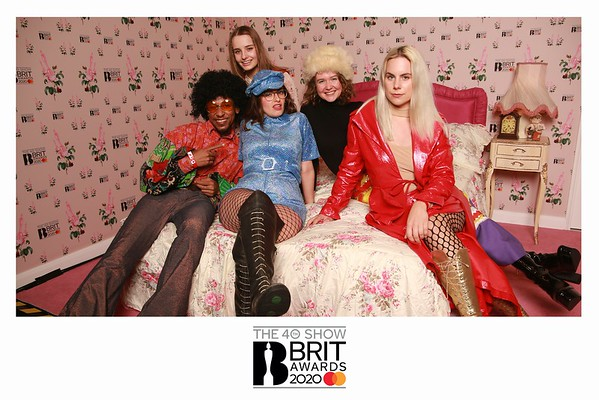 Brits Official After Party 2020 (Bed)