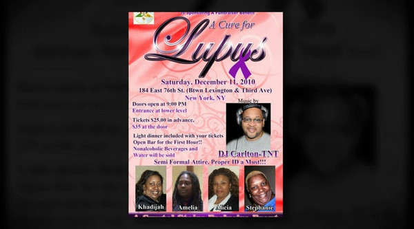 A Cure For Lupus Fundraiser