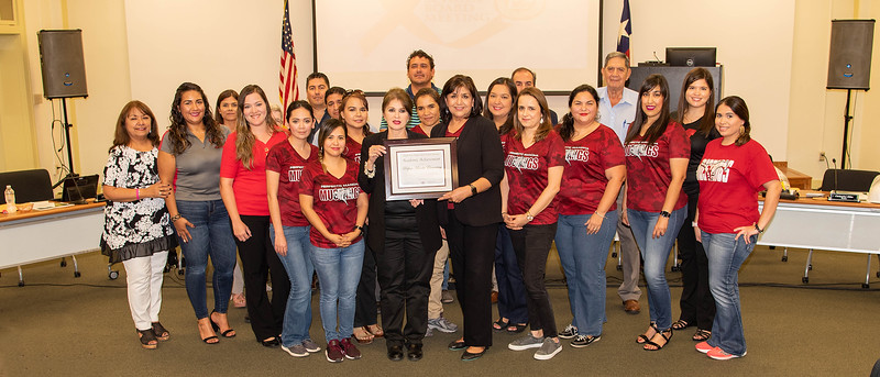 Board Recognition October 2018