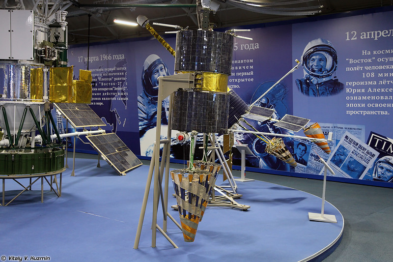 Космический аппарат Гонец-Д1 (Gonets-D1 spacecraft)