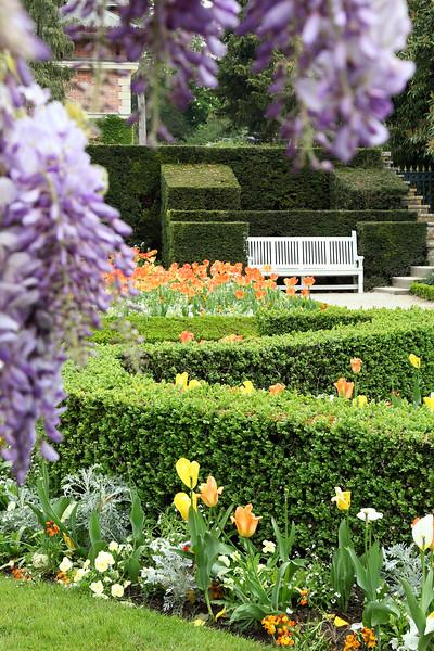 Paris Spring Garden