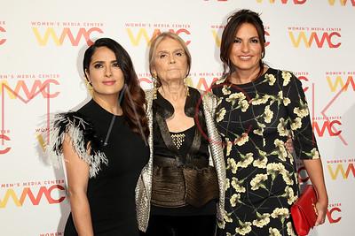 NEW YORK, NY - SEPTEMBER 29:  The Women's Media Center 2016 Women's Media Awards at Capitale.