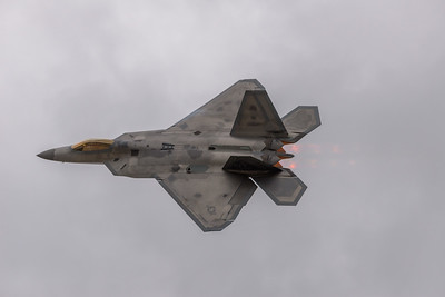 2018 Beale AFB Airshow