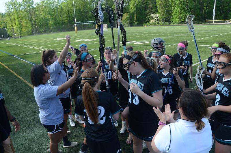 Varsity Girls Lacrosse May 8 vs Harford Tech