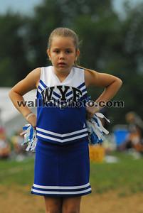 Wallkill Panther Stars vs Cornwall Green - Cheerleading - 9-9-07