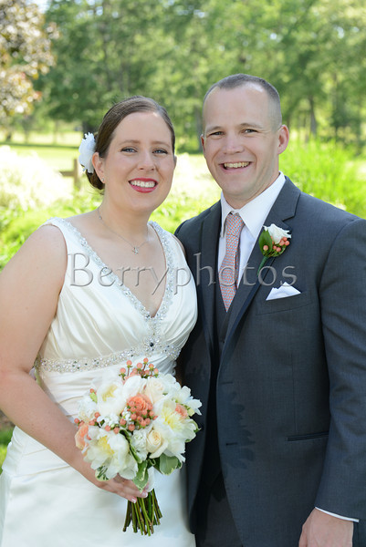 Kendra and Jeff Stokes - June 2nd