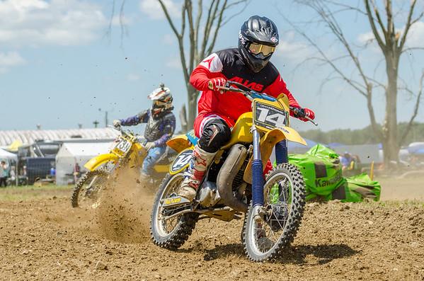 2017 Moto Armory AMA Vintage Off-Road Grand Championship: Motocross