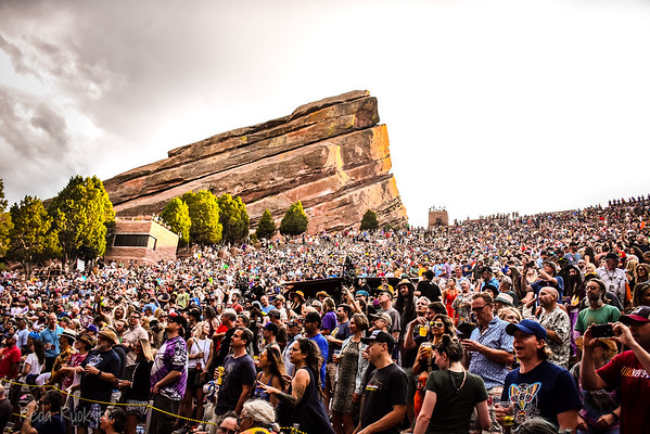 String Cheese Incident at Red Rocks, Sunday 2019