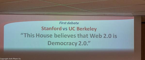 American Universities Debating November 2010