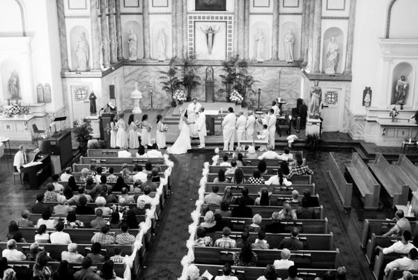 Herbie and Cassie Hart Wedding