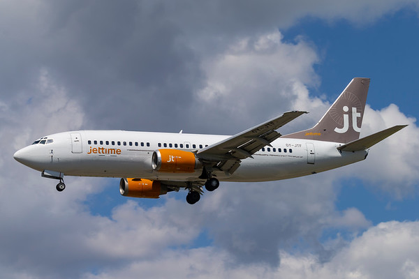 OY-JTF - Boeing 737-382QC
