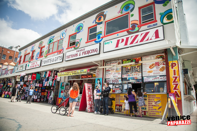 Venice, California Vacation.  Photos by VenicePaparazzi.com  & VisitVeniceCA.com