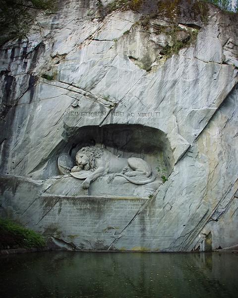 Lion of Lucerne