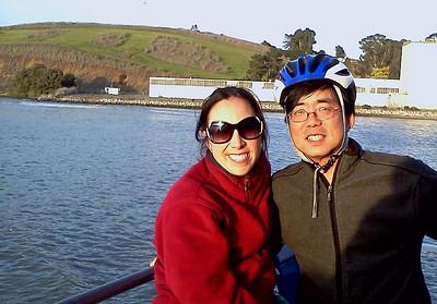 2012-02-25 Port Costa Bike Ride