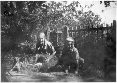 19440307 Het kipje Clementiene