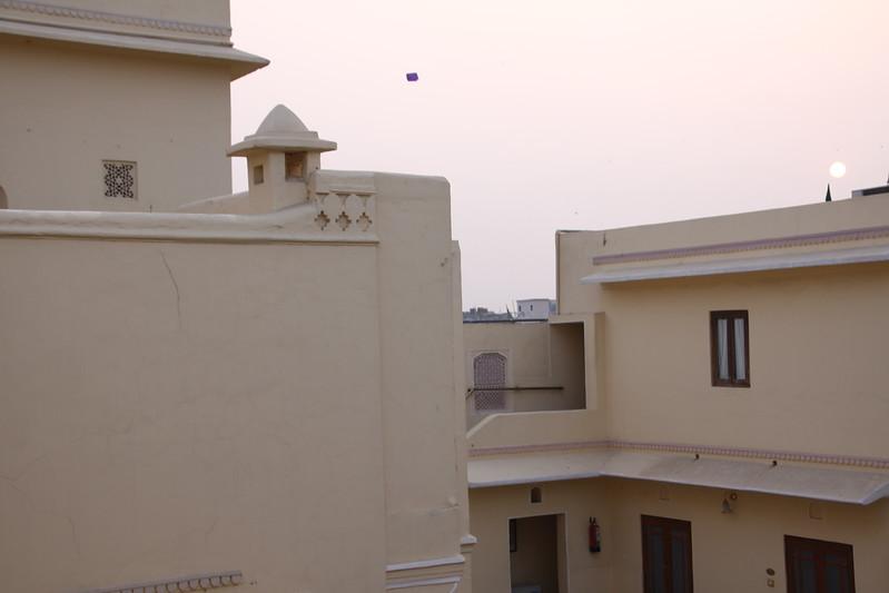 Samedi Havali hotel in old city Jaipur