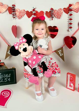 2017 Valentine Mini's