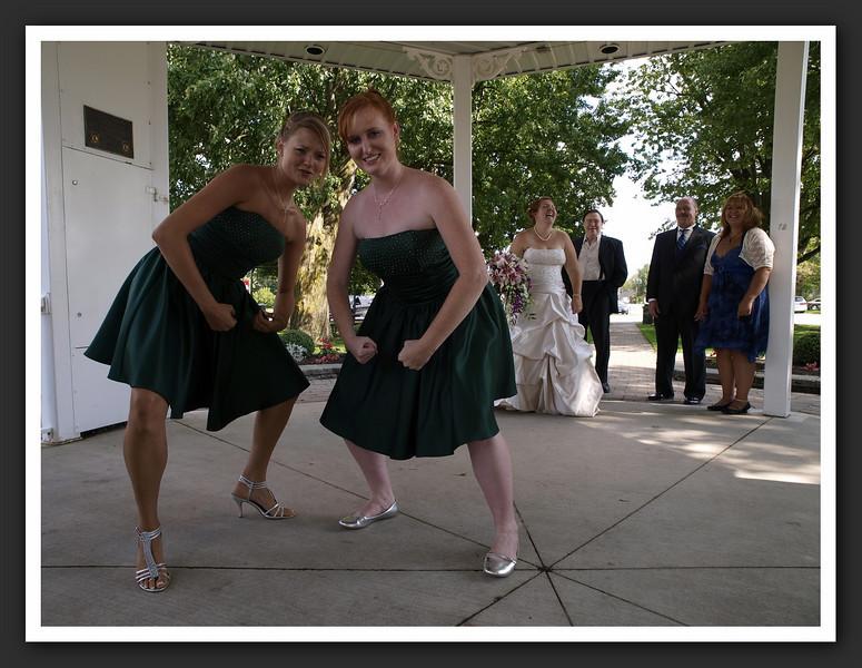 Bridal Party Family Shots at Stayner Gazebo 2009 08-29 069 .jpg