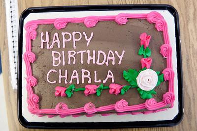 Charla's Birthday
