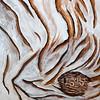 Painted Granary, acrylic painting, San Juan County, Utah