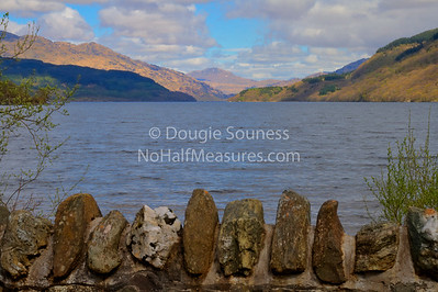 'Firkin Point' - Loch Lomond, Scotland