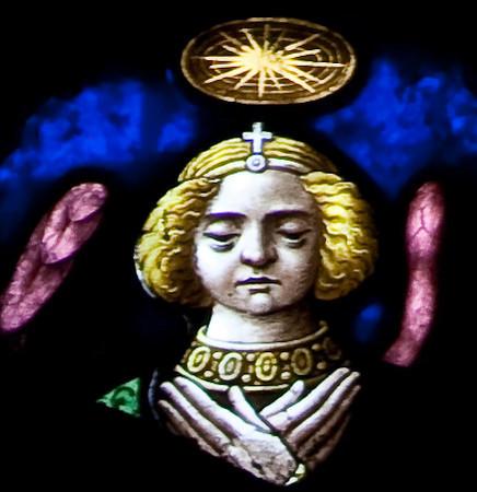 Notre-Dame du Krann Angel (1550)