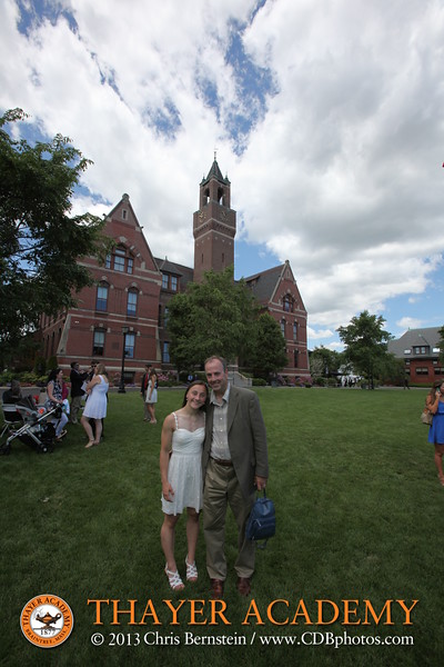 Thayer Commencement 2014