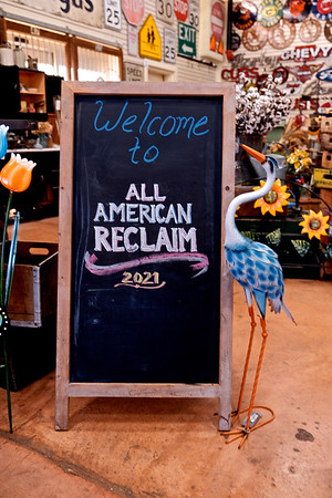 Outing to All American Reclaim