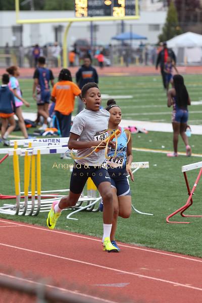 Boys 4x400m
